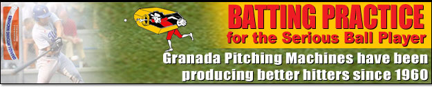 Granada Pitching Machine